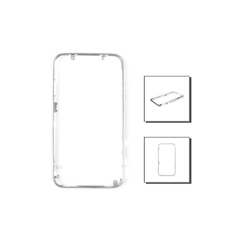 iPhone 3GS μεταλλικό πλαίσιο / chrome metal frame