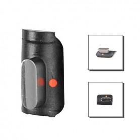 iPhone 3GS κουμπί σίγασης μαύρο / silent button black