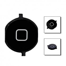 iPhone 4 κεντρικό κουμπί μαύρο / home button black