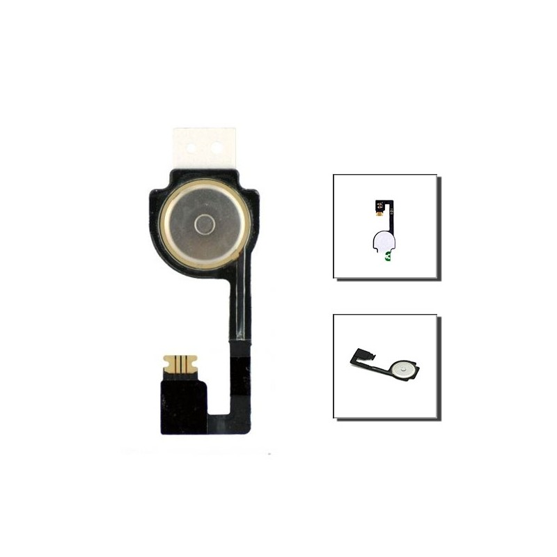 iPhone 4 καλωδιοταινία κεντρικού κουμπιού / home button flex cable