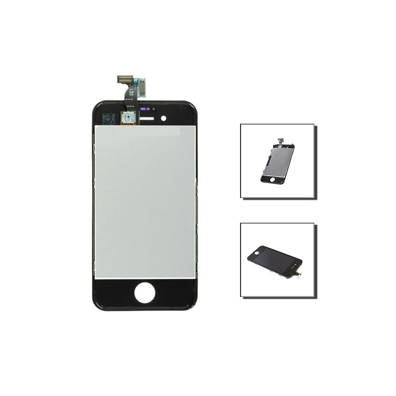 iPhone 4s οθόνη μαύρη / LCD & digitizer black