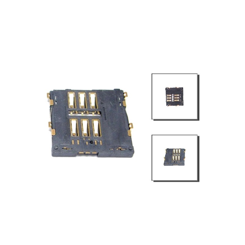 iPhone 4s αναγνώστης κάρτας sim / card reader