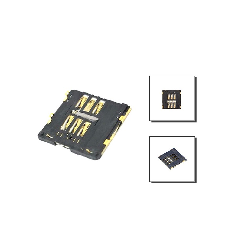iPhone 5 αναγνώστης κάρτας sim / card reader