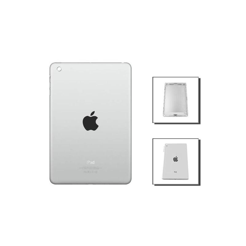 iPad mini 1 πίσω κάλυμμα όψη λευκή / rear cover white
