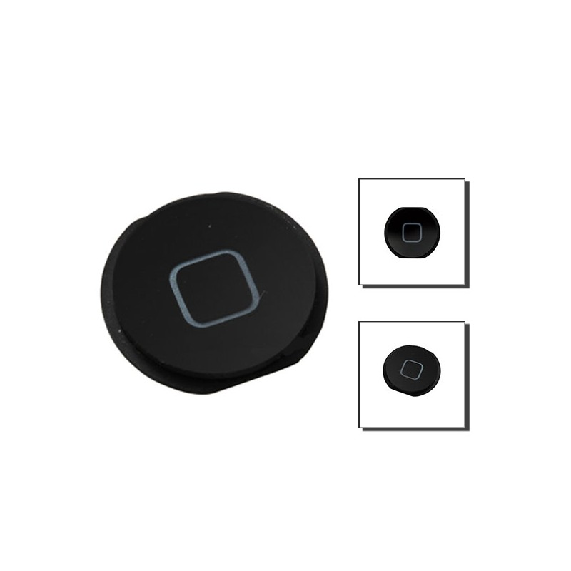 iPad mini 1 κουμπί κεντρικό μαύρο / home button black