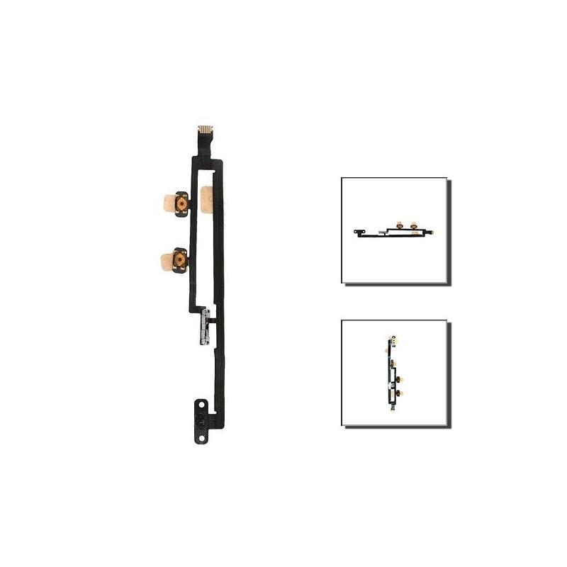iPad mini 1 καλωδιοταινία λειτουργίας αυξομείωσης ήχου & σίγασης / power volume silent cable