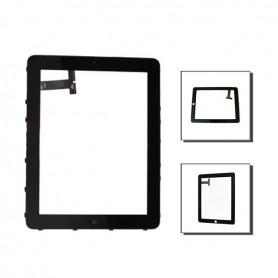 iPad 1 οθόνη αφής μαύρη / digitizer black