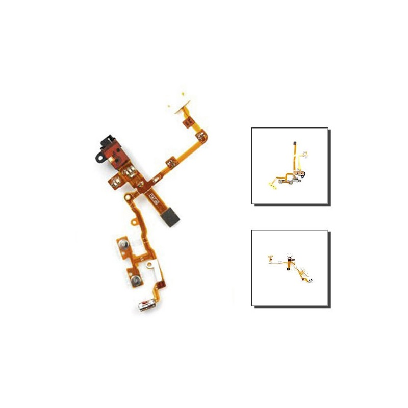 Θύρα ακουστικών / Jack cable iPhone 3G