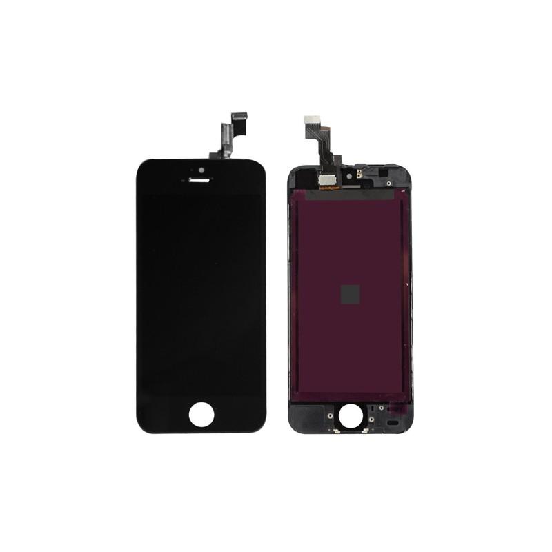 iPhone 6 οθόνη LCD & οθόνη αφής μαύρη / LCD retina & digitizer black