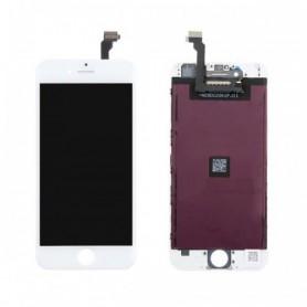 iPhone 6 οθόνη LCD & οθόνη αφής λευκή / LCD retina & digitizer white