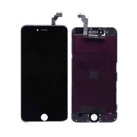 iPhone 6 plus οθόνη LCD & οθόνη αφής μαύρη / LCD retina & digitizer black