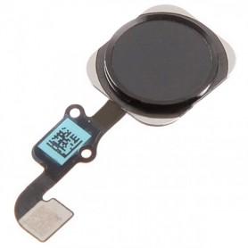 iPhone 6 καλώδιοταινία κεντρικού κουμπιού με κουμπί μαύρο / home button flex with button black