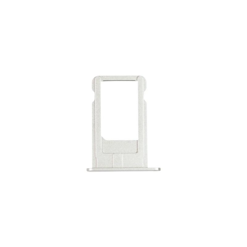 iPhone 6 plus θήκη sim ασημί / sim tray silver