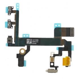 iPhone 5s καλωδιοταινία λειτουργίας, σίγασης και αυξομείωσης έντασης / power, volume, mute flex cable