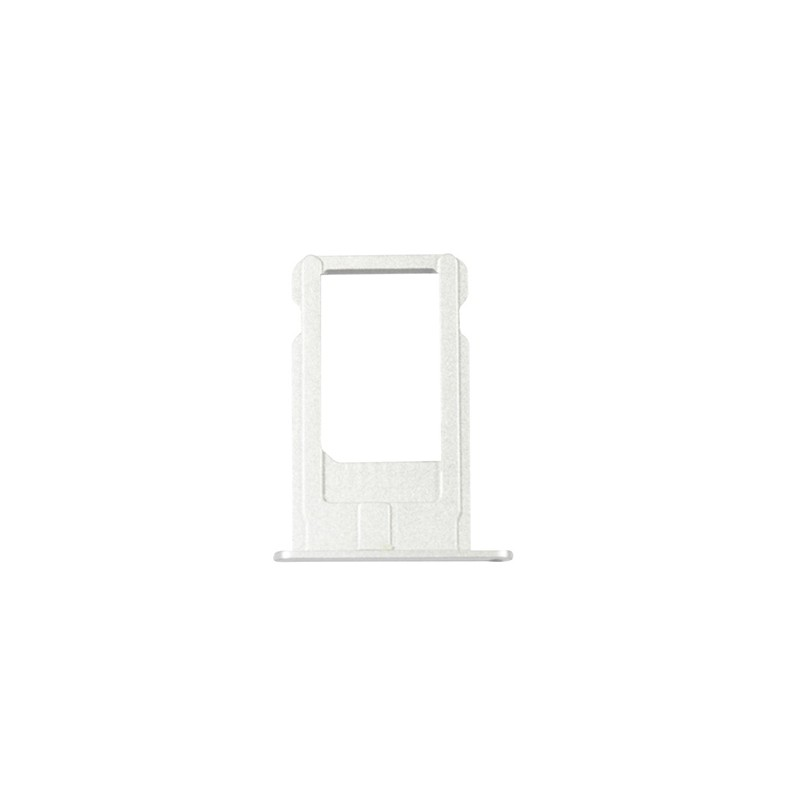 iPhone 6 θήκη sim ασημί / sim tray silver