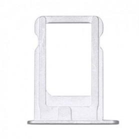 iPhone 5 θήκη sim ασημί / sim tray silver