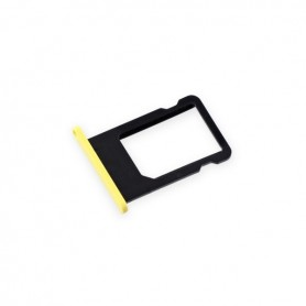 iPhone 5c θήκη sim κίτρινη / sim tray yellow