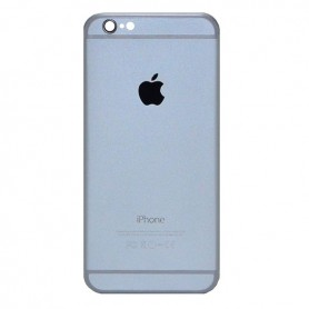 iPhone 6 πίσω κάλυμμα με τυπωμένα γράμματα γκρι / rear cover with letters space grey