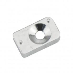 iPhone 5 βάση στήριξης φλας πίσω κάμερας / rear camera metal internal