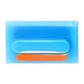 iPhone 5c κουμπί σίγασης μπλε / silent button blue