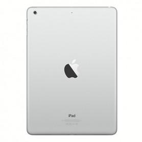 iPad air πίσω όψη ασημί / rear cover silver