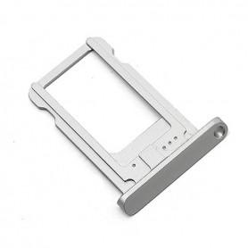 iPad air θήκη sim ασημί / sim tray silver