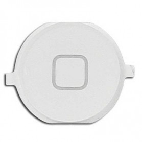 iPhone 4 κεντρικό κουμπί άσπρο / home button white