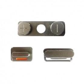 iPhone 4 4s κουμπιά λειτουργίας αυξομείωσης ήχου & σίγασης σετ / power volume silent buttons set