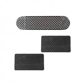 iPhone 4 4s σίτες ακουστικού, ηχείου, μικροφώνου σετ / ear + loud + mic speaker mesh set