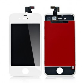 iPhone 4s οθόνη λευκή / LCD & digitizer white