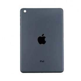 iPad mini 1 πίσω κάλυμμα όψη μαύρη / rear cover black