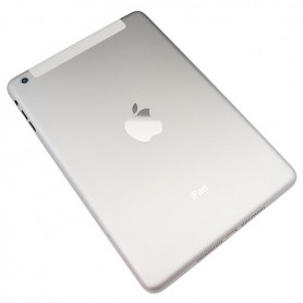 iPad mini 1 πίσω κάλυμμα όψη 3g λευκή / rear cover 3g white