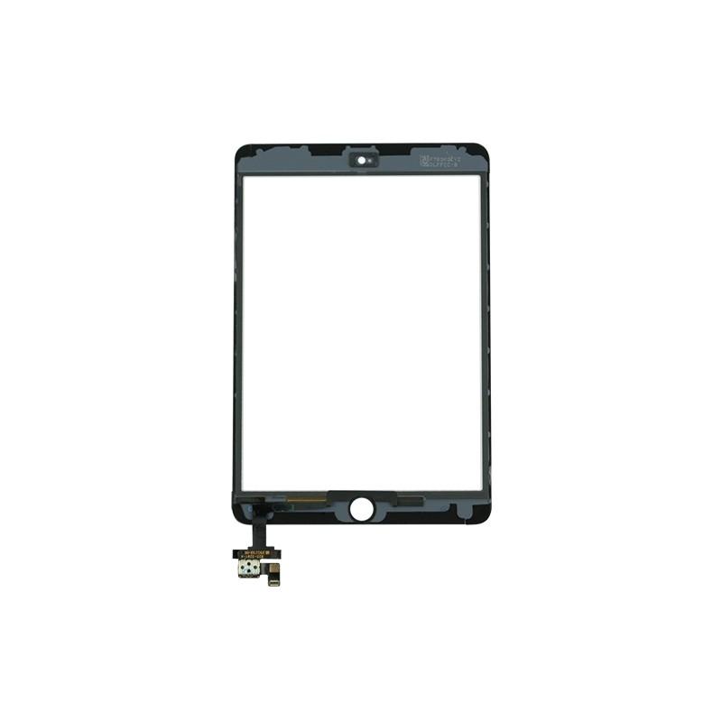 iPad mini 3 οθόνη αφής μαύρη με τσιπάκι digitizer black includes ic