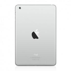 iPad mini 3 πίσω όψη λευκή rear cover white