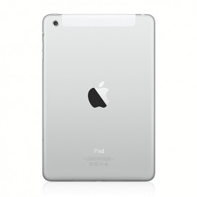 iPad mini 3 πίσω όψη 3g λευκή rear cover 3g white