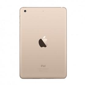 iPad mini 3 πίσω όψη χρυσή rear cover gold
