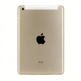 iPad mini 3 πίσω όψη 3g χρυσή rear cover 3g gold