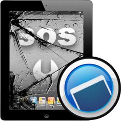 Επισκευή οθόνης iPad 4