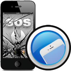 Επισκευή οθόνης iPhone 4s