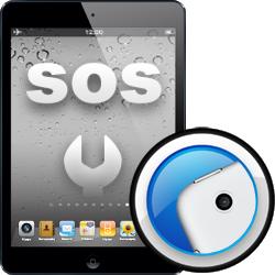 Επισκευή πίσω camera iPad mini2