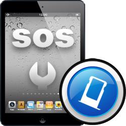 Επισκευή SIM card case iPad mini2