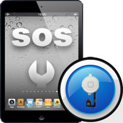 Επισκευή home button κεντρικού κουμπιού iPad mini2