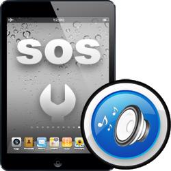Επισκευή Ηχείου iPad mini 2