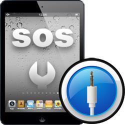Επισκευή jack cable iPad mini2