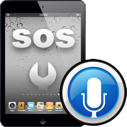 Επισκευή microphone iPad mini 2