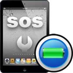 Αλλαγή μπαταρίας iPad mini
