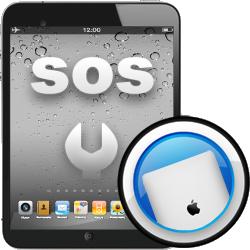 Αλλαγή Πίσω όψης iPadAir 2