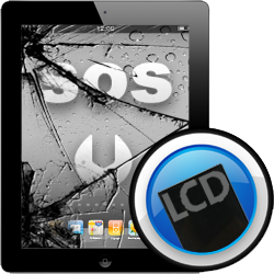 Επισκευή οθόνης iPad 2