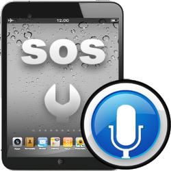 Επισκευή microphone iPadAir 2