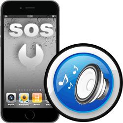 Επισκευή ηχείου iPhone 6 Plus